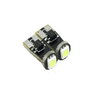 LED AUTO ŽIAROVKA 1X SMD5050 CANBUS 1.2W, T10