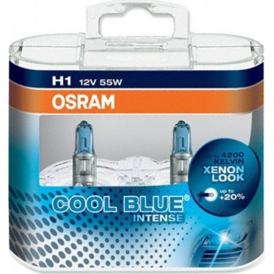 Osram Cool Blue Intense H1 P14.5s 12V 55W