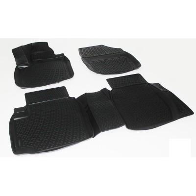 3D Autorohože gumové s vysokým okrajom Honda CR-V IV 2012 a novšie 4 ks