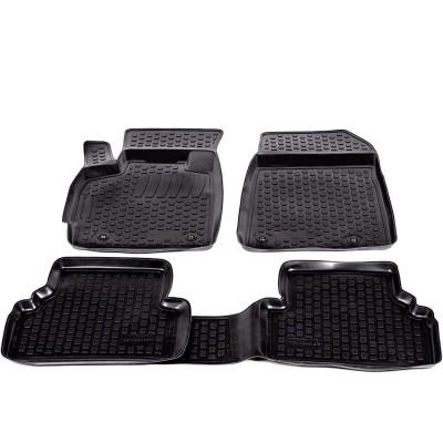 3D Autorohože gumové s vysokým okrajom Mazda CX7 2006 a novšie   4 ks