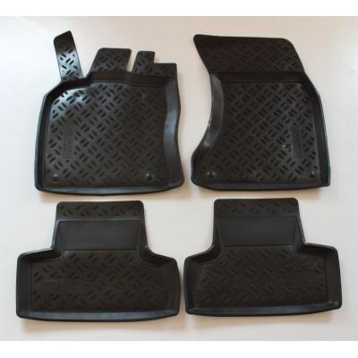 3D Autorohože gumové s vysokým okrajom Mazda 6 2007 - 2012 4  ks