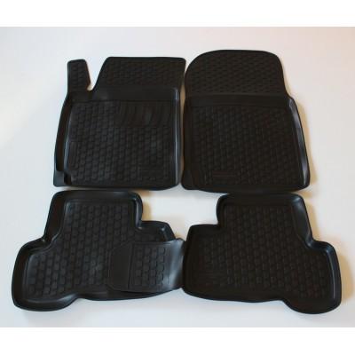 3D Autorohože gumové s vysokým okrajom Suzuki Grand Vitara 3door 2005 a novšie 4 ks