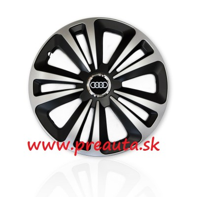 "Puklice Audi 13"" Terra Ring Mix sada 4ks"