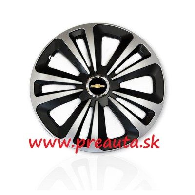 "Puklice Chevrolet 13"" Terra Ring Mix sada 4ks"