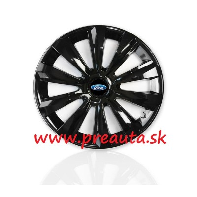 "Puklice Ford 13"" Delta Black sada 4ks"