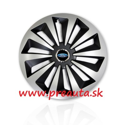 "Puklice Ford 13"" Fox Ring Mix sada 4ks"