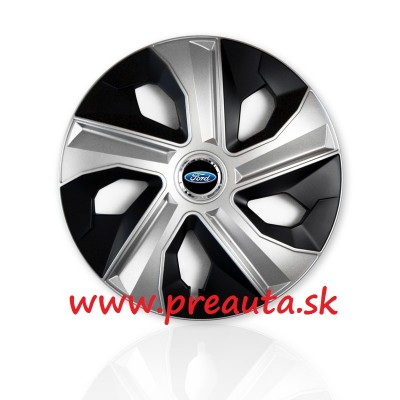 "Puklice Ford 13"" Luna Ring Mix sada 4ks"