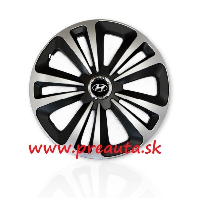 "Puklice Hyundai 13"" Terra Ring Mix sada 4ks"