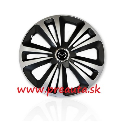 "Puklice Mazda 16"" Terra Ring Mix sada 4ks"