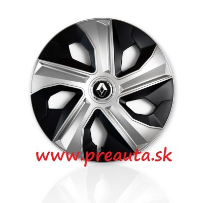 "Puklice Renault 13"" Luna Ring Mix sada 4ks"