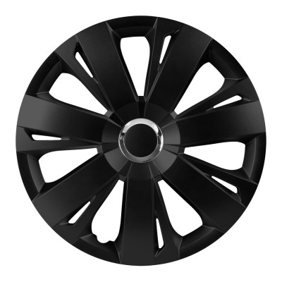 "Puklice 16"" ENERGY RC black sada 4ks"