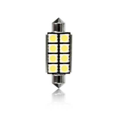 Žiarovka FESTOON CANBUS 8LED-5050SMD-T11x42mm 1ks