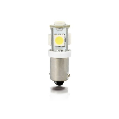Žiarovka T8.5 (BA9S) 5LED-5050SMD 1ks VECTA