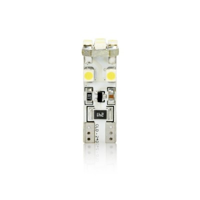 Žiarovka T10 CANBUS 8LED-3528SMD 1ks VECTA