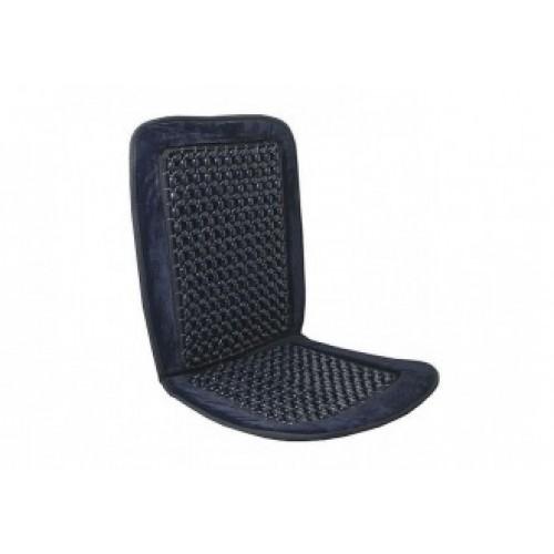 Autopoťah sedadla guličkový - čierny