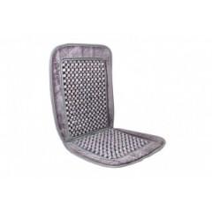 Autopoťah sedadla guličkový - sivý