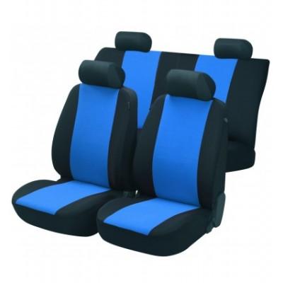 Walser autopoťahy Flash - modro čierne