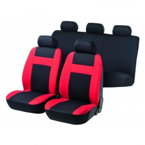 Walser autopoťahy Cruise - červeno čierne
