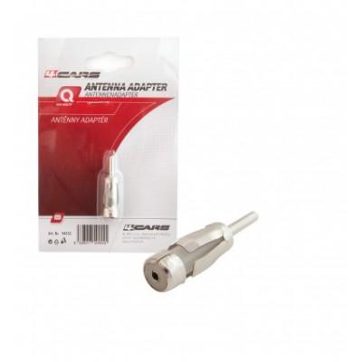 4CARS anténny adaptér ISO-DIN