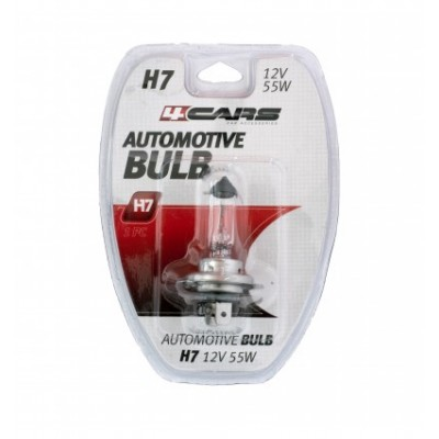 4CARS 12V H7 55W PX26d (double blister)
