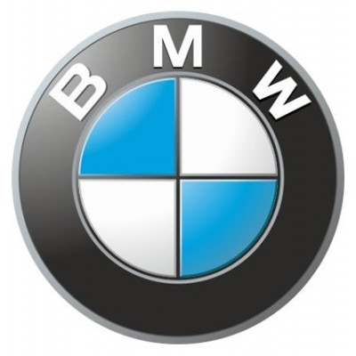 4CARS 3D CAR LOGO BMW - 50mm