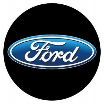 4CARS 3D CAR LOGO FORD - 50mm