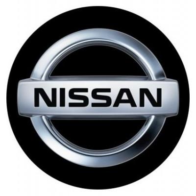 4CARS 3D CAR LOGO NISSAN - 50mm