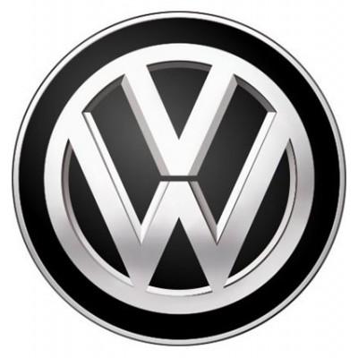 4CARS 3D CAR LOGO VW - 50mm